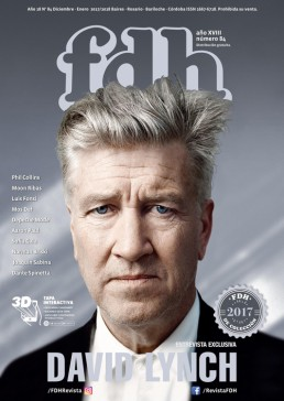 CamOnApp - Realidad Aumentada (FDH David Lynch)