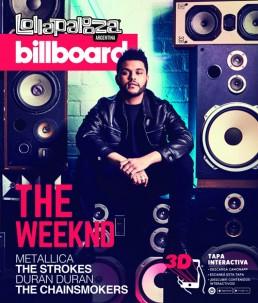 CamOnApp - Augmented Reality (Billboard Lollapalooza)
