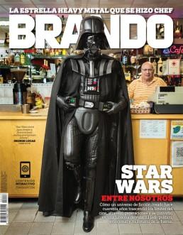 CamOnApp - Augmented Reality (Brando Star Wars)