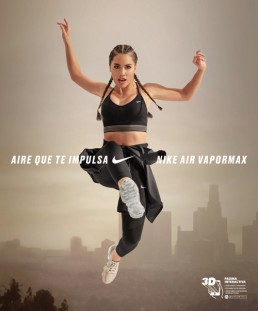 CamOnApp - Augmented Reality (Nike Vaporrmax)