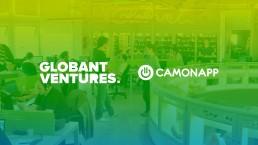 globant ventures investor camonapp startup